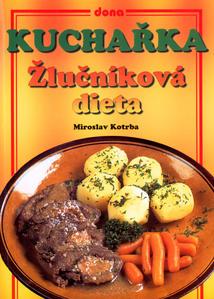 Obrázok Kuchařka Žlučníková dieta
