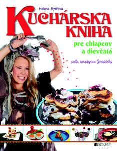 Obrázok Kuchárska kniha pre chlapcov a dievčatá