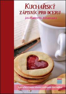 Obrázok Kuchařský zápisník pro dceru