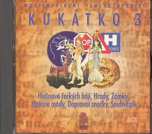 Obrázok Kukátko 3 Hrdinové řeckých bájí