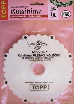 Obrázok Kumihimo Pletací kolečko Mobidai