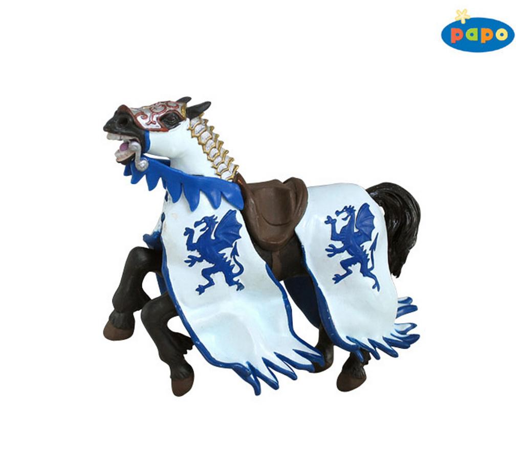 Kůň dračího krále modrý