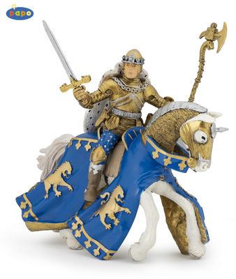 Obrázok Kůň Prince Richarda modrý