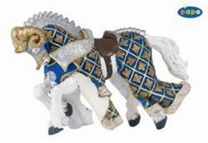Obrázok Kůň rytíře Beransonna modrý