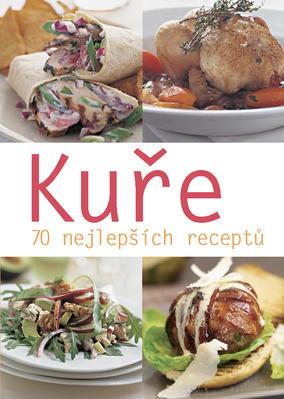 Obrázok Kuře 70 nejlepších receptů