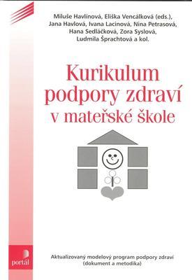 Obrázok Kurikulum podpory zdraví v mateřské škole