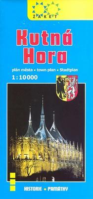 Obrázok Kutná Hora 1:10 000