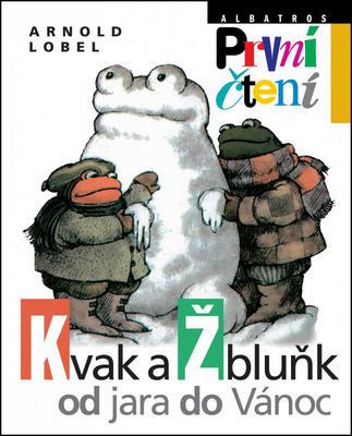 Obrázok Kvak a Žbluňk od jara do Vánoc