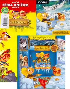 Obrázok Ľadové dobrodružstvo + CD ROM