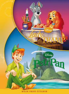 Obrázok Lady a Tramp Peter Pan