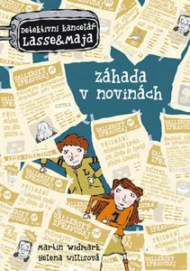 Obrázok Lasse & Maja Záhada v novinách