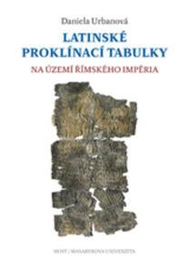 Obrázok Latinské proklínací tabulky