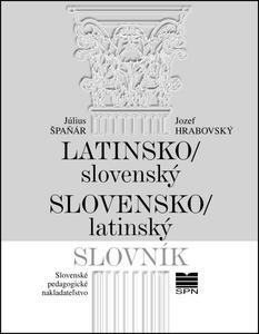 Obrázok Latinsko-slovenský slovensko-latinský slovník