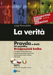 Obrázok La verita Pravda a další tři povídky + CD