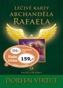 Obrázok Léčivé karty Archanděla Rafaela