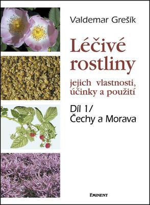 Obrázok Léčivé rostliny Díl 1/ Čechy a Morava
