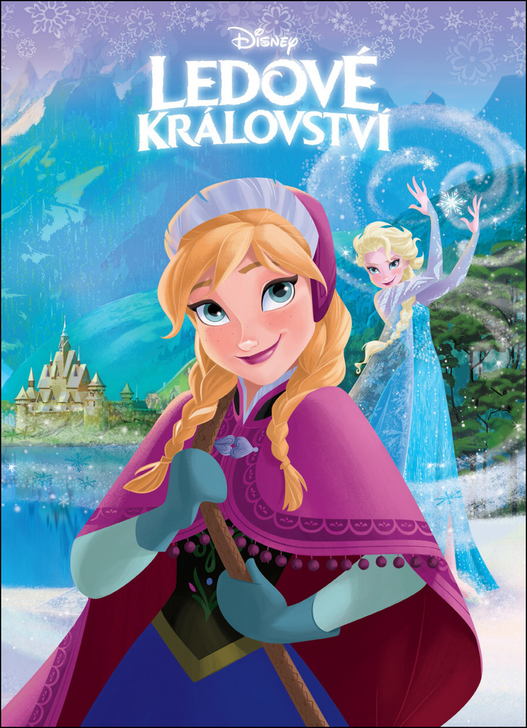 Ledové království - Walt Disney
