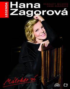 Obrázok Legenda Hana Zagorová Málokdo ví + DVD