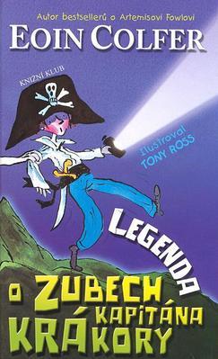 Obrázok Legenda o Zubech kapitána Krákory
