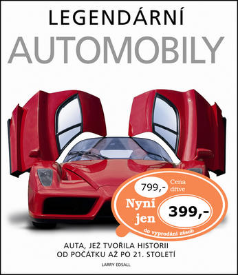 Obrázok Legendární automobily