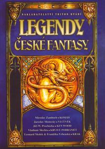 Obrázok Legendy české fantasy