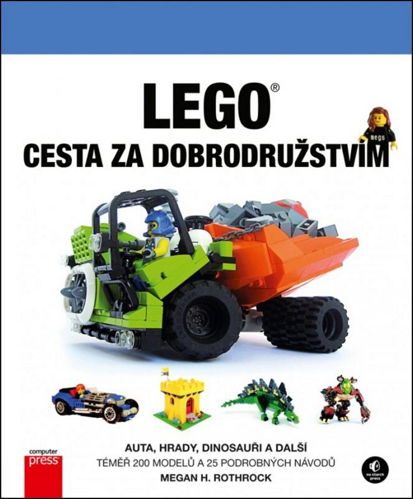 LEGO Cesta za dobrodružstvím (1) - Megan H. Rothrock