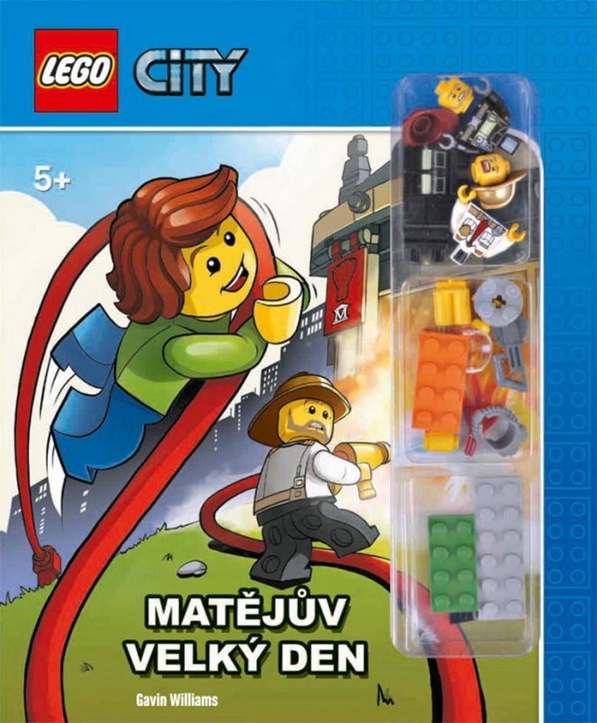 LEGO CITY Matějův velký den - Gavin Williams