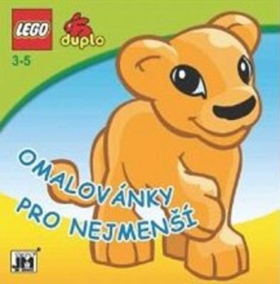 Obrázok Lego  Lvíče