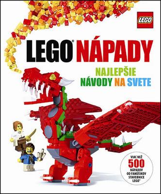 Obrázok Lego® Nápady Najlepšie návody na svete
