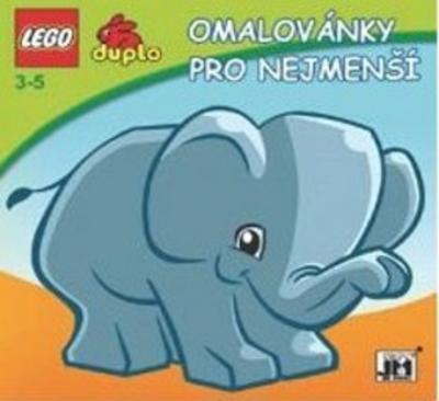 Obrázok Lego Slon