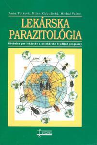 Obrázok Lekárska parazitológia