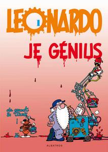 Obrázok Leonardo 1 Je génius
