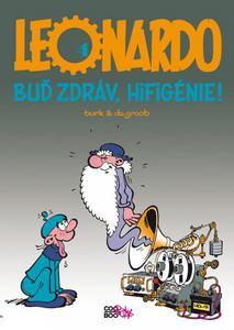 Obrázok Leonardo 4 Buď zdráv, Hifigénie!