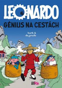 Obrázok Leonardo 6 Génius na cestách