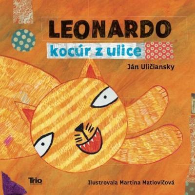 Obrázok Leonardo kocúr z ulice