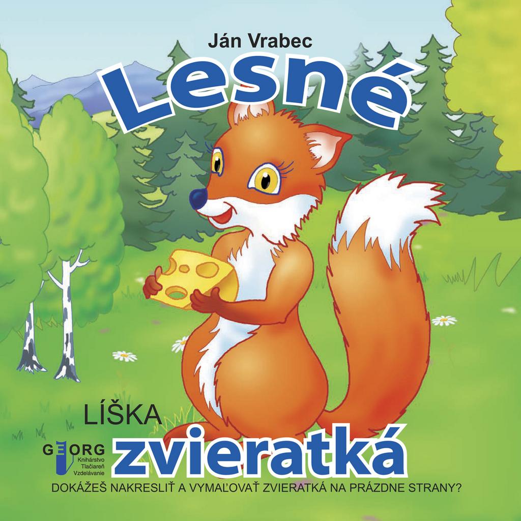 Lesné zvieratká - Ján Vrabec