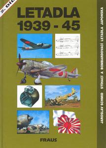 Obrázok Letadla 1939-45 2.díl