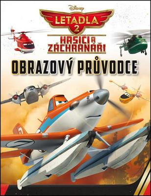 Obrázok Letadla 2 Hasiči a záchranáři Obrazový průvodce