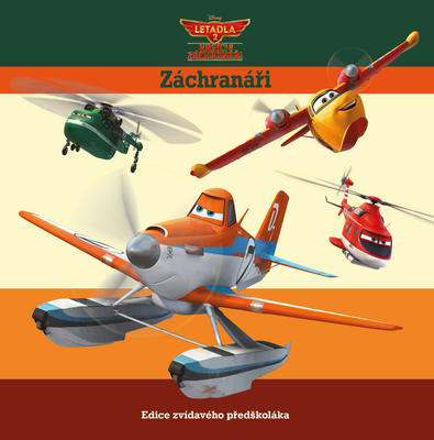 Obrázok Letadla 2 Hasiči a záchranáři Záchranáři