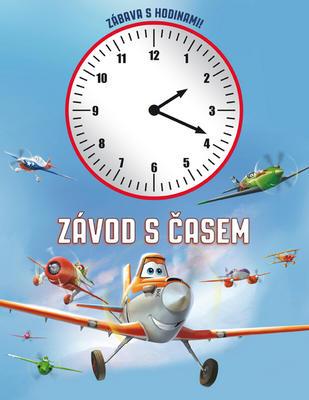 Obrázok Letadla Závod s časem Zábava s hodinami