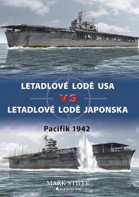 Obrázok Letadlové lodě USA VS letadlové lodě Japonska