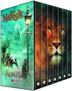 Obrázok BOX Letopisy Narnie