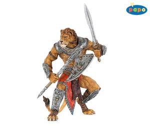 Obrázok Lev válečník