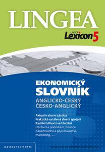 Obrázok Lexicon5 Ekonomický slovník anglicko-český česko-anglický