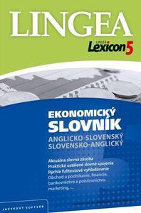 Obrázok Lexicon5 Ekonomický slovník anglicko-slovenský slovensko-anglický