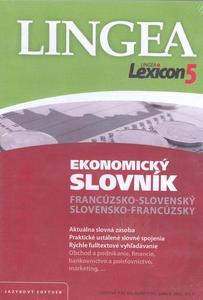 Obrázok Lexicon5 Ekonomický slovník francúzsko-slovenský slovensko-francúzsky