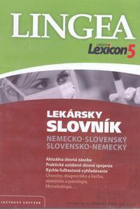 Obrázok Lexicon5 Lekársky slovník nemecko-slovenský slovensko-nemecký