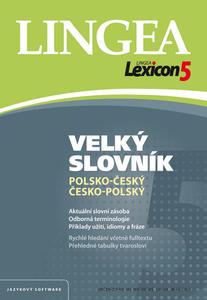 Obrázok Lexicon5 Velký slovník polsko-český česko-polský