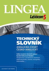 Obrázok Lexicon5 Technický slovník Anglicko-český, Česko-anglický