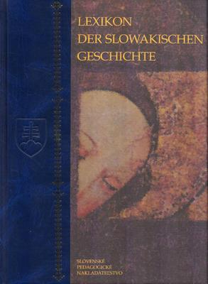 Obrázok Lexikon der Slowakischen geschichte